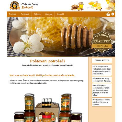 Pčelarska farma Živkovic